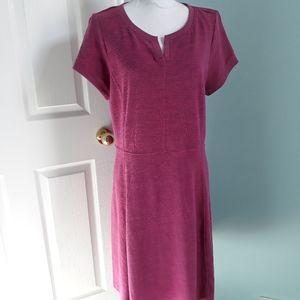 New Talbots Knit Dress
